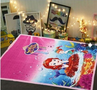 Disney Karpet Sofia Mermaid (150 x 200)